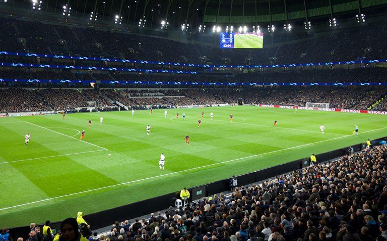 Φωτ. Champions League Unsplash/Tim Bechervaise