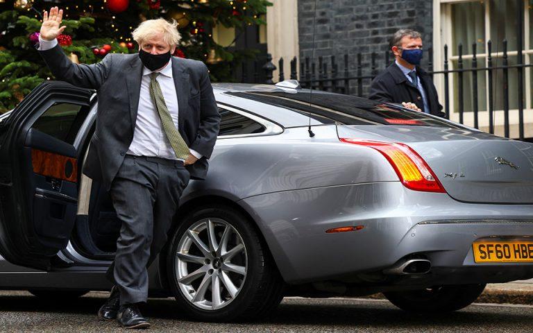 φωτ.: Reuters/Henry Nicholls