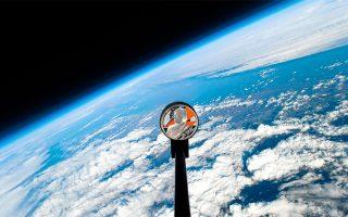 Το νόμισμα του Μπόουι στο διάστημα
