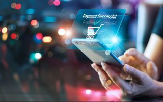 Το μέλλον στις πληρωμές συμβαδίζει με το ψηφιακό περιβάλλον. Φωτ. shutterstock