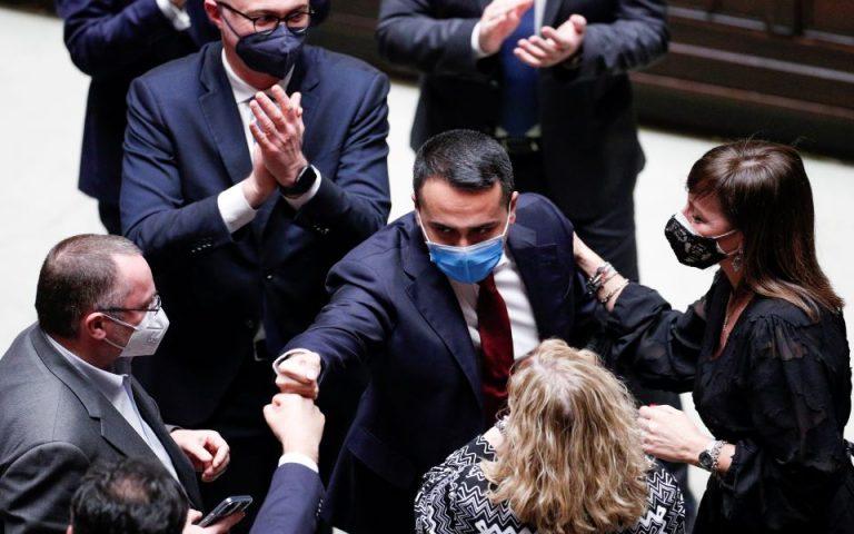 φωτ. REUTERS/Guglielmo Mangiapane