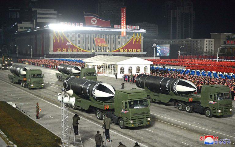 φωτ.: Reuters/KCNA