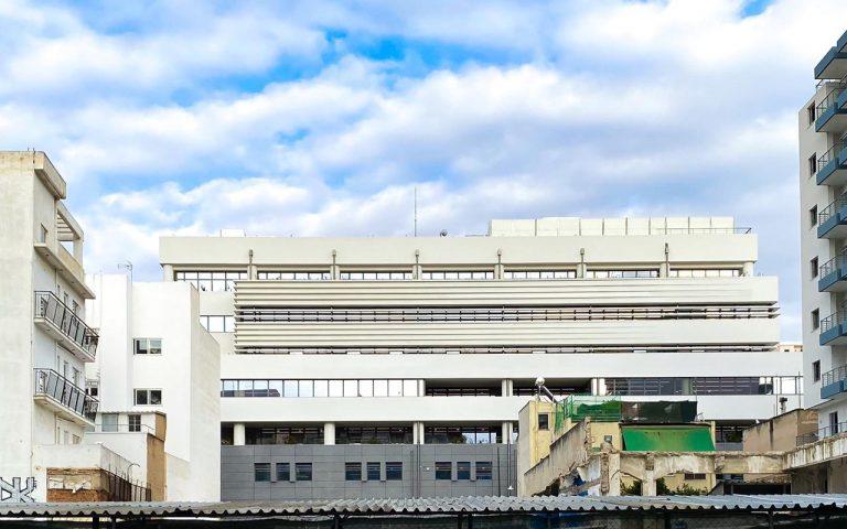 Το κτήριο γραφείων, που ανακαίνισε η Dimand, στο Νέο Κόσμο.