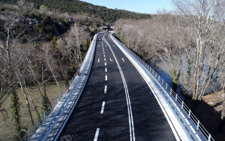 φωτ.: υπουργείο Υποδομών & Μεταφορών