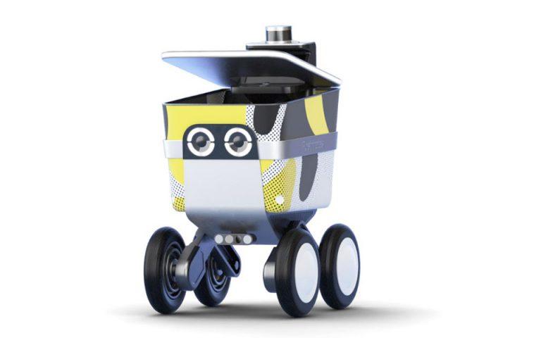 Φωτ. Serve Robotics