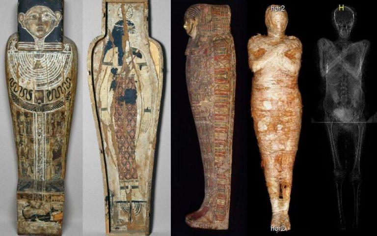 φωτ.: Warsaw Mummy Project/BBC