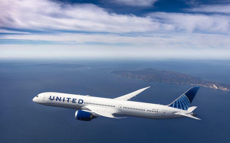 Φωτ. United Airlines