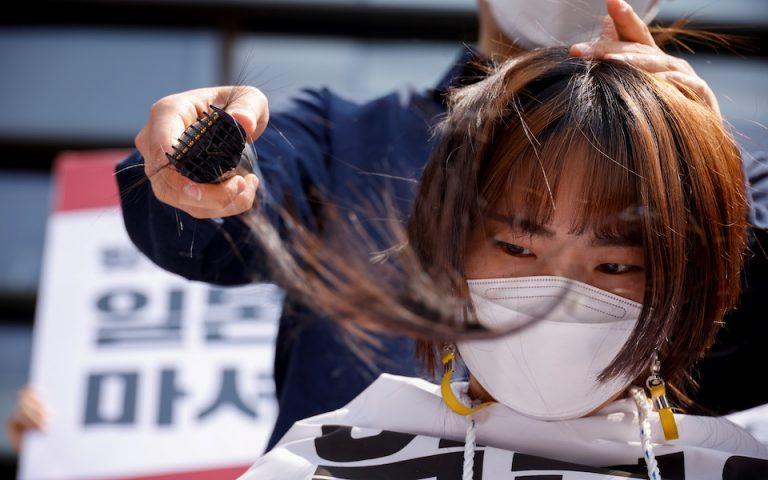 REUTERS/Kim Hong-ji