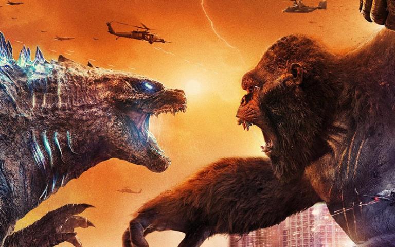φωτ.: Godzilla vs. Kong, Legendary/Warner Bros.