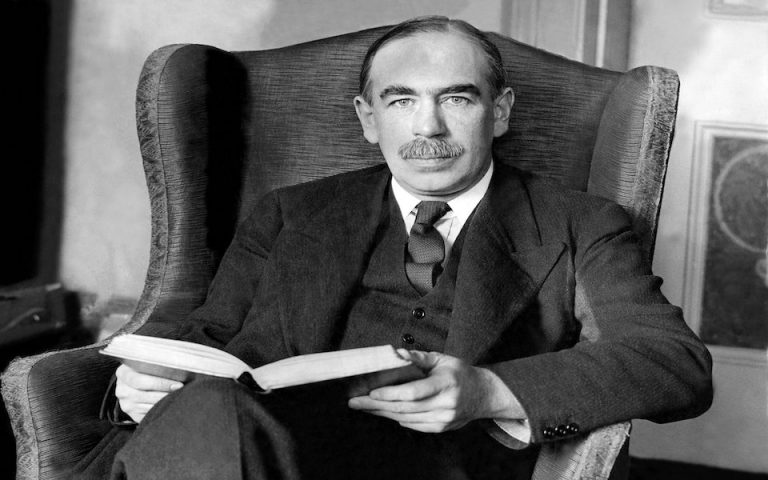 John Meynard Keynes