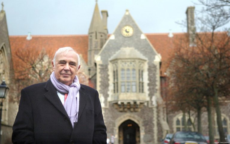 Lord Robert Skidelsky