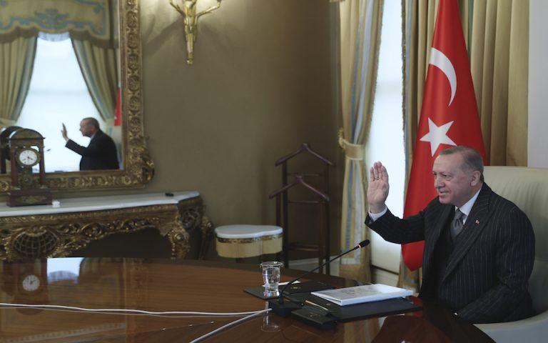 Turkish Presidency via AP, Pool