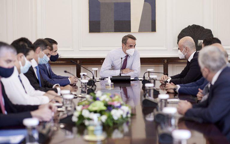 φωτ.: Γραφείο του Πρωθυπουργού