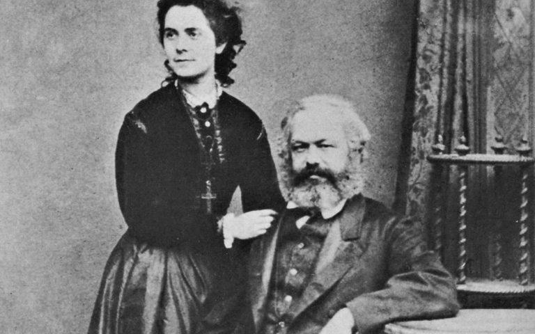 Karl Marx - Jenny von Westphalen