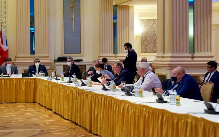 Φωτ. EU Delegation in Vienna/ Handout via REUTERS