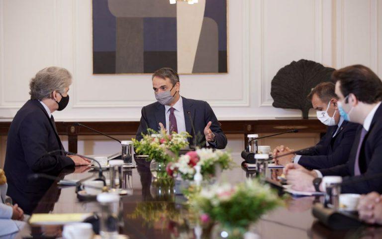 φωτ: Γ.Τ. Πρωθυπουργού/ Δημήτρης Παπαμήτσος