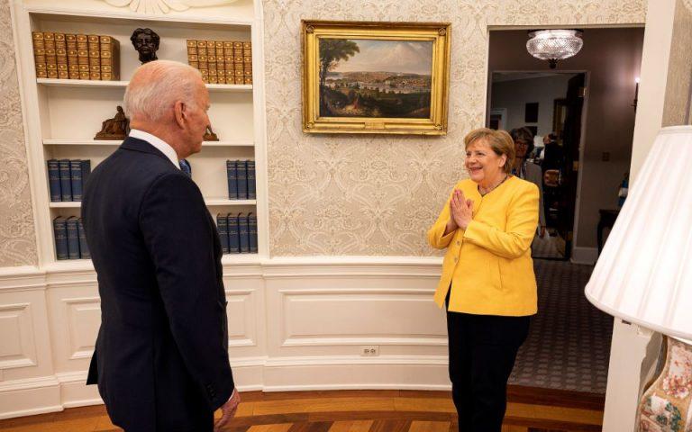 φωτ.: Reuters/Guido Bergmann/Bundesregierung