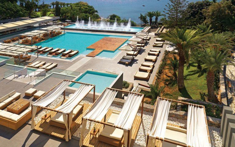 Φωτ. Facebook / Out of the Blue Capsis Elite Resort