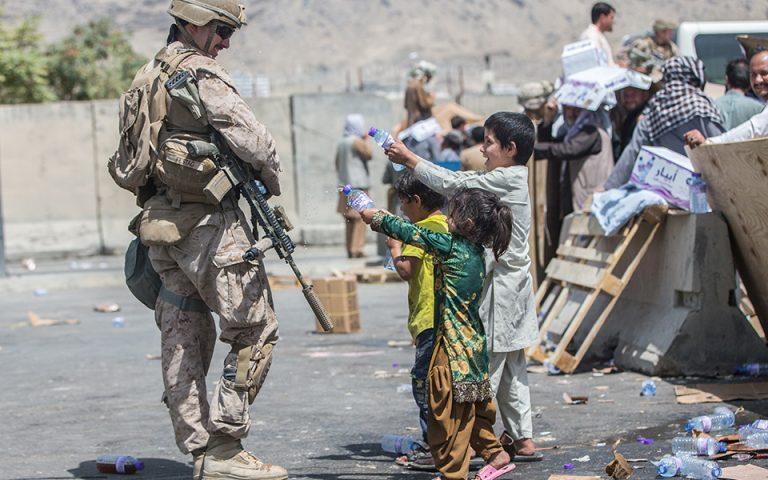 φωτ.: Reuters/US MARINES
