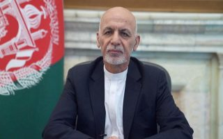 Φωτ. Afghan Presidential Palace/Handout via REUTERS