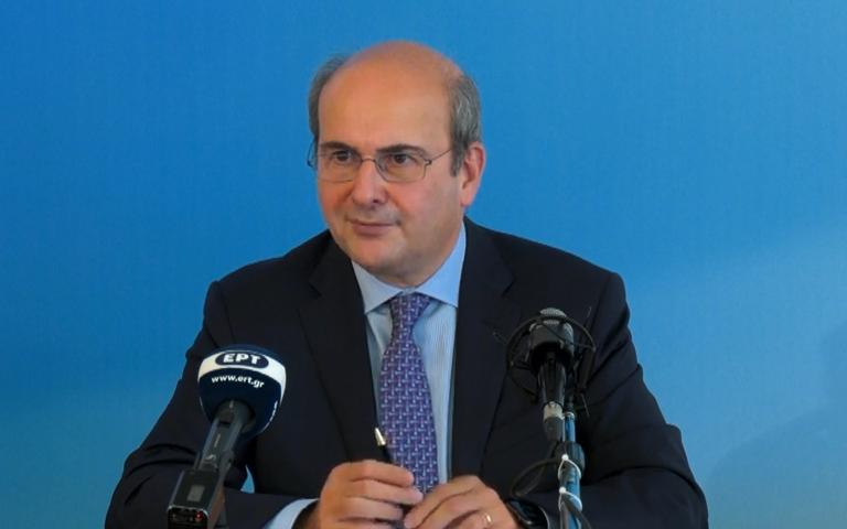 Υπουργός Εργασίας - Live η συνέντευξη Τύπου