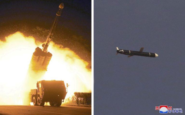 φωτ. αρχείου: Reuters/KCNA