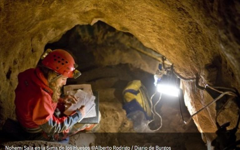 Alberto Rodrigo/Cueva Mayor