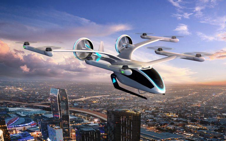 φωτ.: Eve Urban Air Mobility Solutions