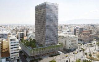 φωτ.: Φωτορεαλιστική απεικόνιση του Πύργου από το αρχιτεκτονικό γραφείο PILA