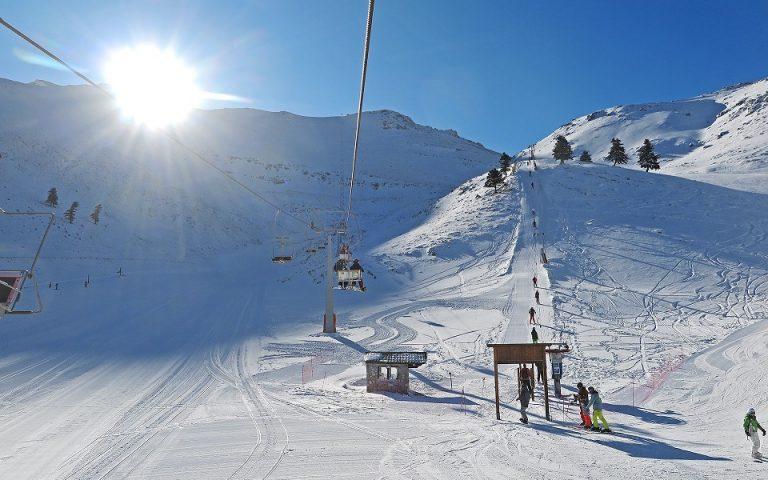 Φωτ. Facebook (Χιονοδρομικό Κέντρο Καλαβρύτων - Kalavrita Ski Resort)