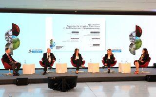 Φωτ. 1st Athens ESG & Climate Crisis Summit